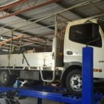 Caloundra truck mechanic