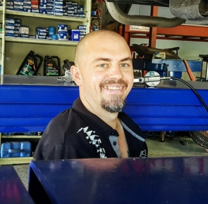 Dan – our Leading Mechanic